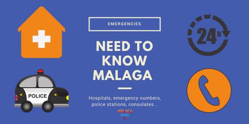 emergency in Malaga