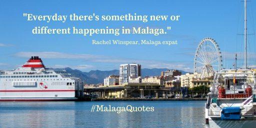 rachel Winspear expats in Malaga