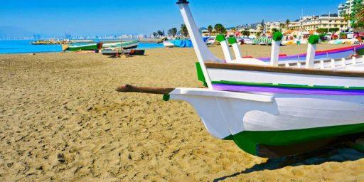 Summer in Malaga