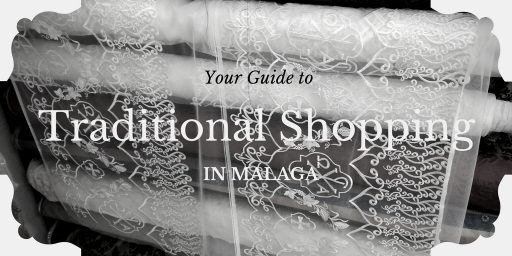 traditional shopping in Malaga