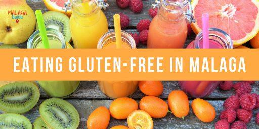 gluten-free restaurants in Malaga
