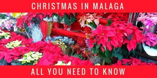 christmas in Malaga