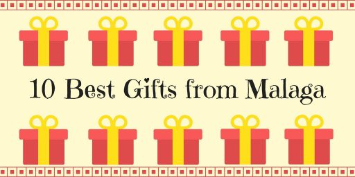 10 best christmas gifts from Malaga
