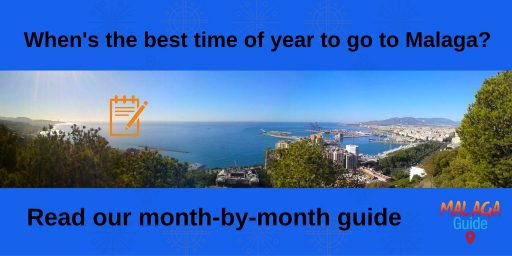 best time of year to go to Malaga