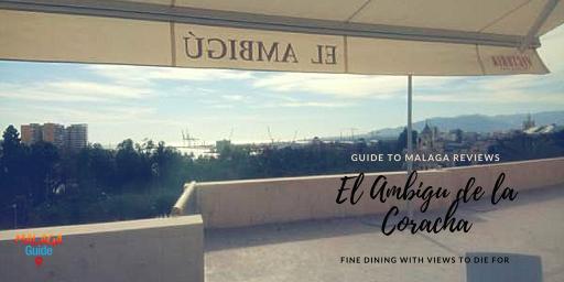Malaga restaurant reviews El Ambigu de la Coracha