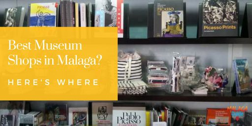 Malaga museum shops