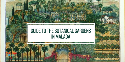 guide to botanical gardens in Malaga